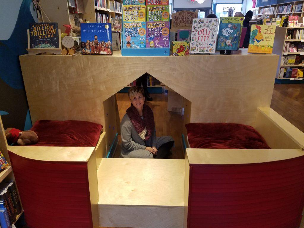 Bookstore Blog Tour #5: Avid Bookshops – Bonnie Clark Books
